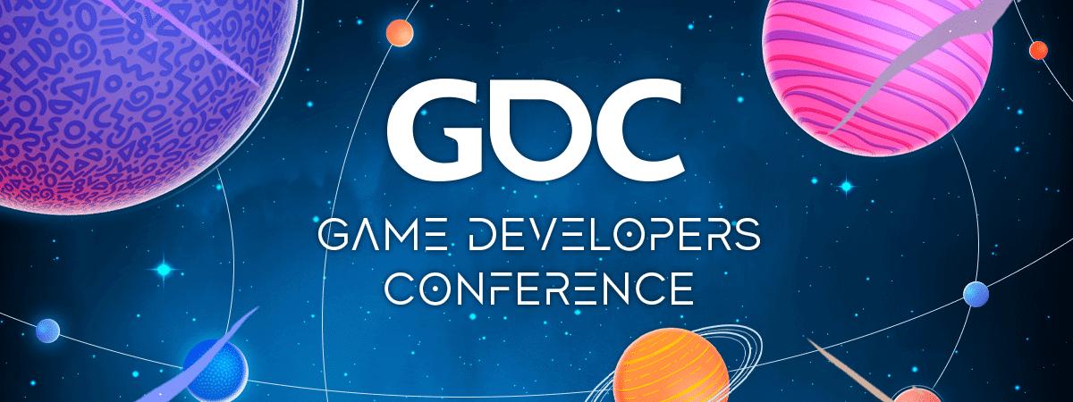 Logotipo da GDC 2021