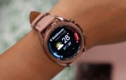 Exynos W920, próximo chipset da Samsung, será inaugurado na série Galaxy Watch 4