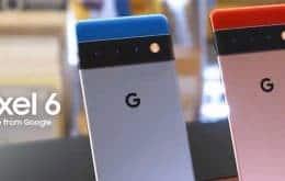 Site divulga fichas completas dos celulares Google Pixel 6 e Pixel 6 Pro