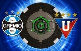 Grêmio x LDU: como assistir ao jogo da Copa Sul-Americana pela Conmebol TV