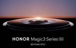 Com lançamento em agosto, Honor Magic 3 tem detalhes vazados