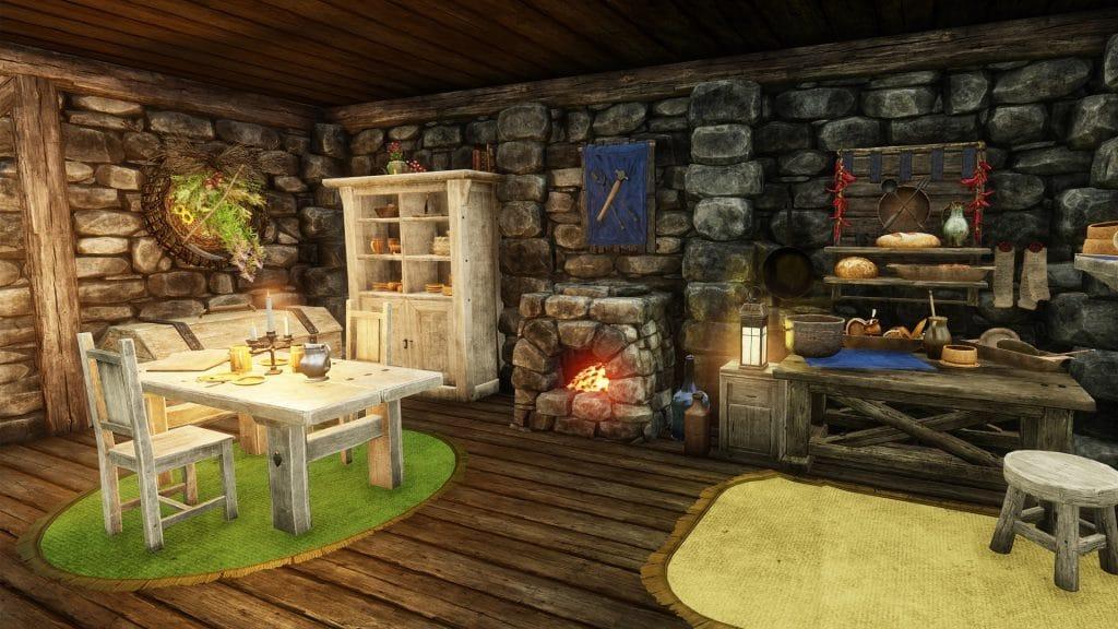 """""""Minha Casa, Minha Vida"""" versão Aeternum. Imagem: Amazon Games/Divulgação"""