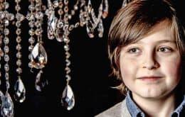 """Garoto-prodígio: com 11 anos de idade, Laurent Simons quer criar o """"homem imortal"""""""