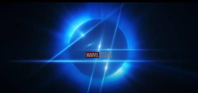 Logotipo do novo filme do Quarteto Fantástico