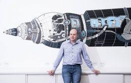 Olhar Espacial desta sexta-feira (2) recebe o engenheiro espacial Lucas Fonseca