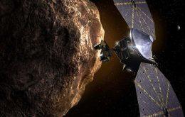 """Registro da humanidade: missão Lucy vai carregar uma """"cápsula do tempo"""" para o espaço"""