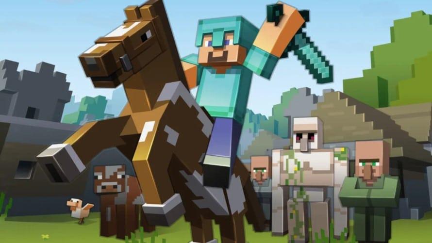 'Minecraft': jogo é classificado para +18 na Coréia do Sul; entenda. Imagem: Mojang Studios/Reprodução