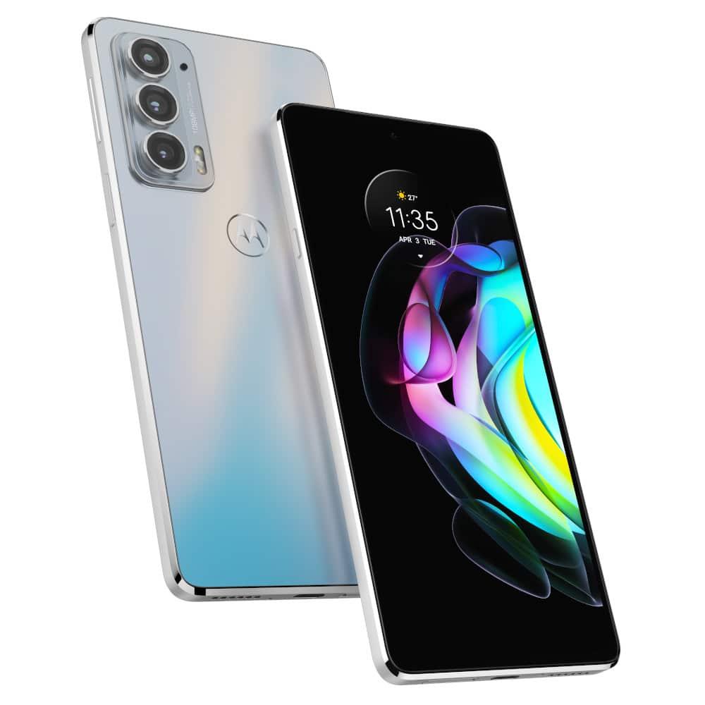 Motorola Edge 20. Imagem: Motorola