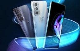 Smartphones Motorola Edge 20 chegam ao Brasil