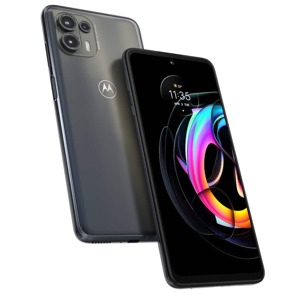 Motorola Edge 20 Lite. Imagem: Motorola