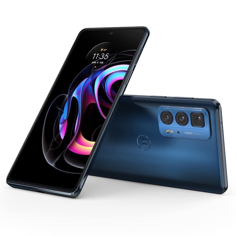 Motorola Edge 20 Pro. Imagem: Motorola