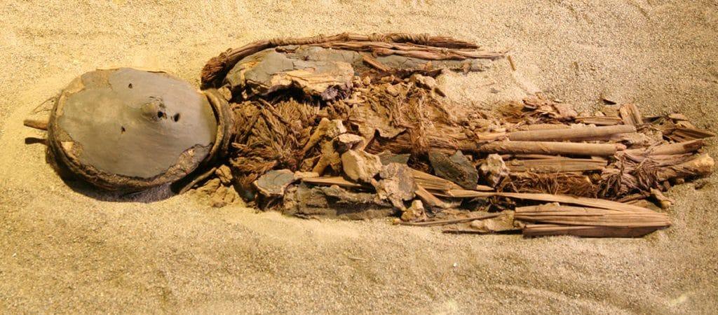 Múmia do povo chinchorro