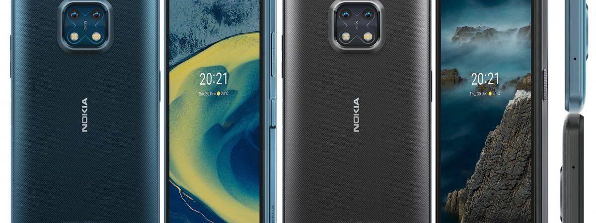 Novo Nokia XR20