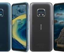 Nokia apuesta por la pantalla 'blindada' y las baterías duraderas para sus nuevos smartphones