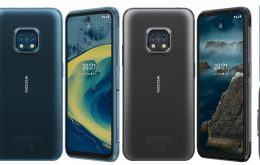 Nokia bets on 'shielded' display and durable batteries for its new smartphones