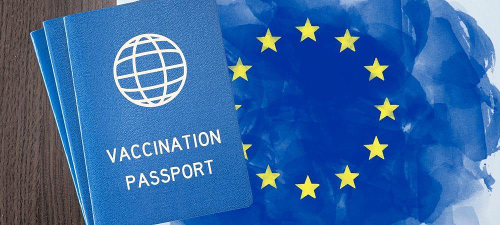 Passaporte da vacina UE