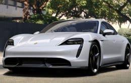 Caro, mas procurado: Porsche Taycan é o carro elétrico mais vendido no Brasil