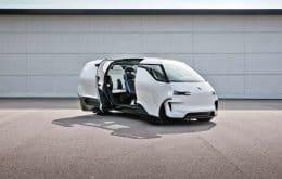 Porsche revela detalles futuristas de la furgoneta inspirada en la furgoneta Kombi
