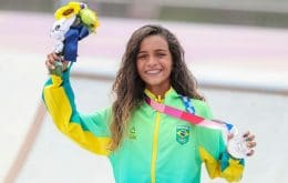 Olimpíadas: Rayssa Leal ganha milhões de seguidores após medalha de prata no skate