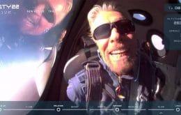 Administração Federal de Aviação investiga voo espacial de Richard Branson