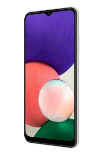 Samsung lanza Galaxy A22 con batería que promete durar 25 horas de internet