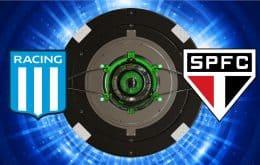 Racing x São Paulo: como assistir ao jogo da Libertadores