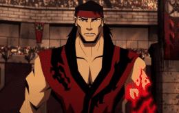 """'Mortal Kombat Legends: Battle of the Realms' ganha trailer violento e cheio de """"fatalities""""; veja"""