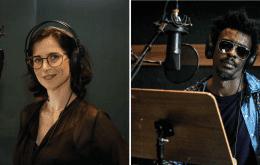 Spotify divulga trailer de 'Paciente 63', áudio série que tem Seu Jorge e Mel Lisboa como protagonistas