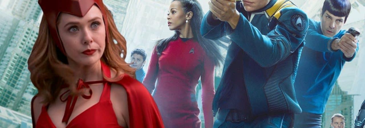 'Star Trek 4': novo filme é retomado e terá diretor de 'WandaVision'. Imagem: Montagem/Olhar Digital