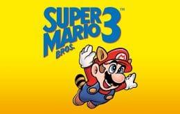 Museu resgata demo de porte para PC de Super Mario Bros. 3