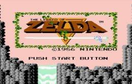 'The Legend of Zelda': cartucho original foi doado nos EUA e arrecadou mais de R$ 2 mi