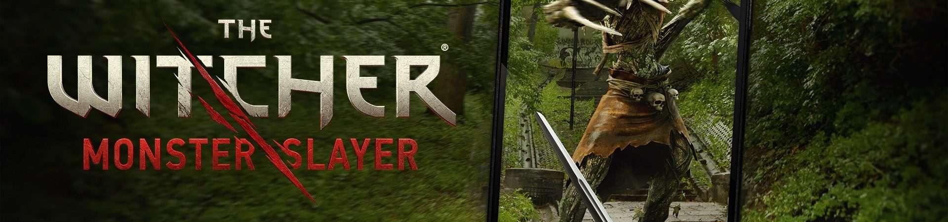 Imagem promocional de The Witcher Monster Slayer
