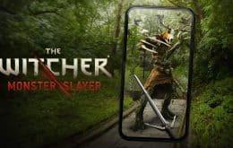 Realidade aumentada: game 'The Witcher: Monster Slayer' chega este mês no Brasil