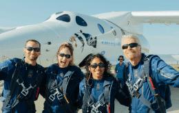 Voo espacial de Richard Branson está sendo investigado pela FAA