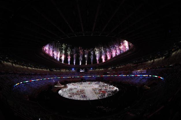 Olimpíadas: Cerimônia de Abertura contou com músicas de 'Sonic' e outros games. Imagem: A.RICARDO / Shutterstock.com
