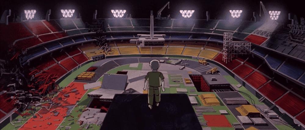 """Anime 'Akira' """"previu"""" estádios vazios nos Jogos Olímpicos Tóquio-2020"""