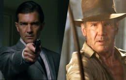 Antonio Banderas entra no elenco de 'Indiana Jones 5' em um papel misterioso