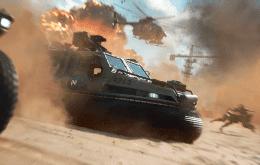 'Battlefield 2042' terá crossplay entre consoles e computador