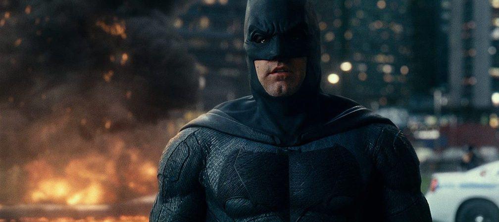 The Flash: Batman de Ben Affleck retorna em imagens de locações. Imagens: Warner Bros./Divulgação