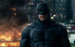 Ben Affleck diz que se divertiu como Batman em 'The Flash'