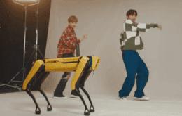 Spot, o cão robô, dança ao som da banda de K-Pop BTS
