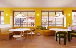 Bumble, app de namoros e networking, irá inaugurar restaurante em Nova York