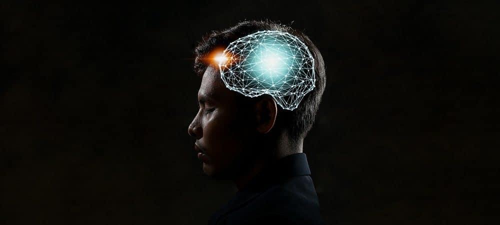 cérebro. Imagem: Shutterstock