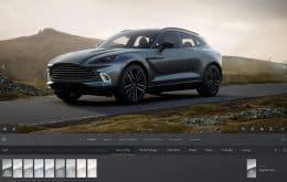 Aston Martin lança novo configurador online mais fácil de usar