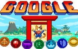Google Doodle de temática olímpica trae minijuegos retro con múltiples modalidades