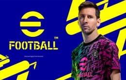 'PES' agora é gratuito para jogar e se chama 'eFootball'