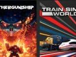 'Mothergunship' e 'Train Sim World 2' são os jogos grátis da semana na Epic Store
