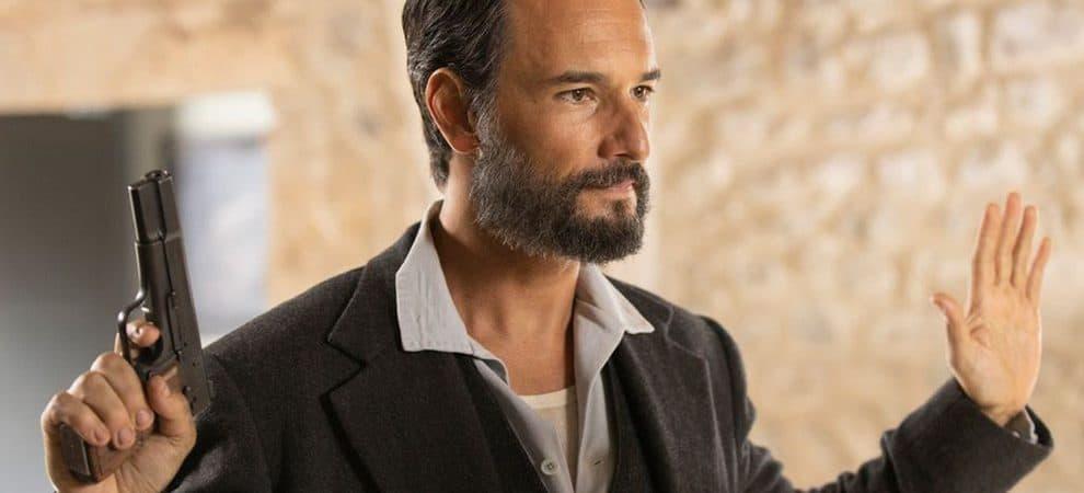 Rodrigo Santoro em cena de 'Westworld'. Imagem: HBO/Divulgação