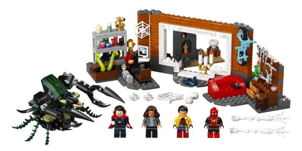 Lego Spider-Man Sin regreso a casa