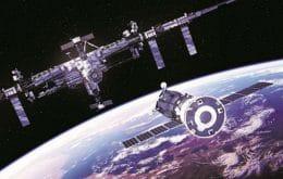 Espiadela espacial: cosmonautas abrem a escotilha do Nauka pela primeira vez